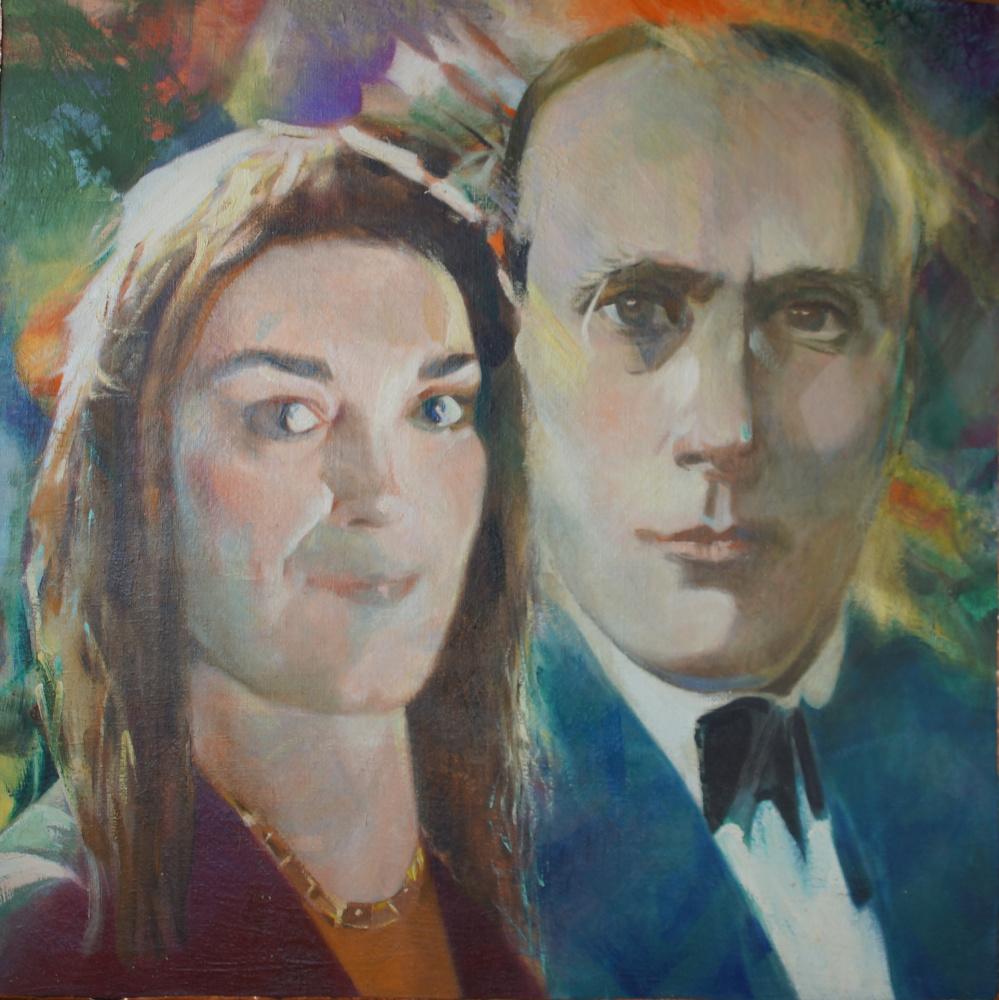 Vladimir Pleskachevsky. The Master and Margarita