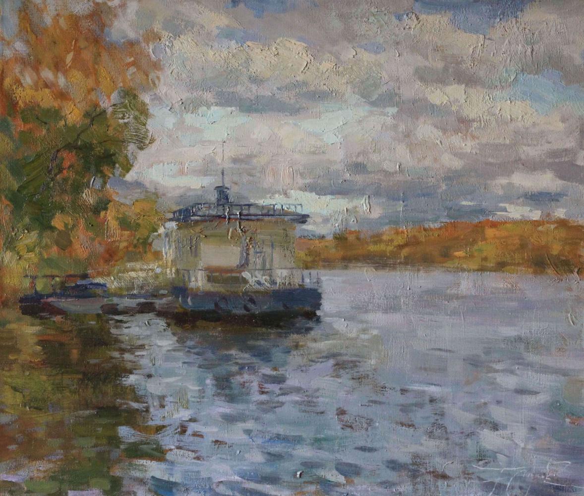 Gleb Evgenievich Zhukov. Autumn in Plyos