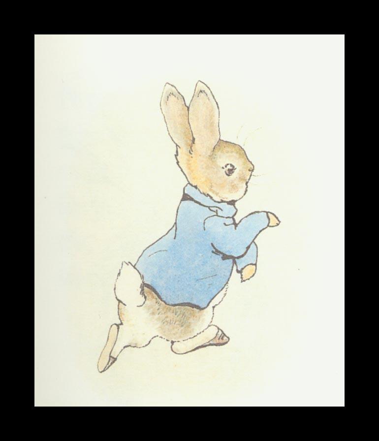 Бенджамин и Кролик Питер Банни. Сказка о кролике Питере 1