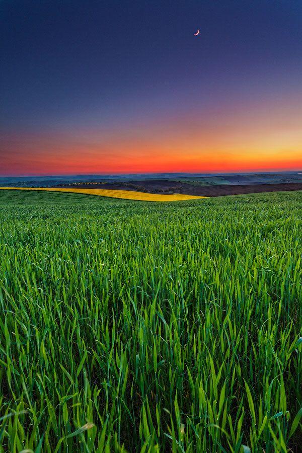 Ung Prapass. Landscape