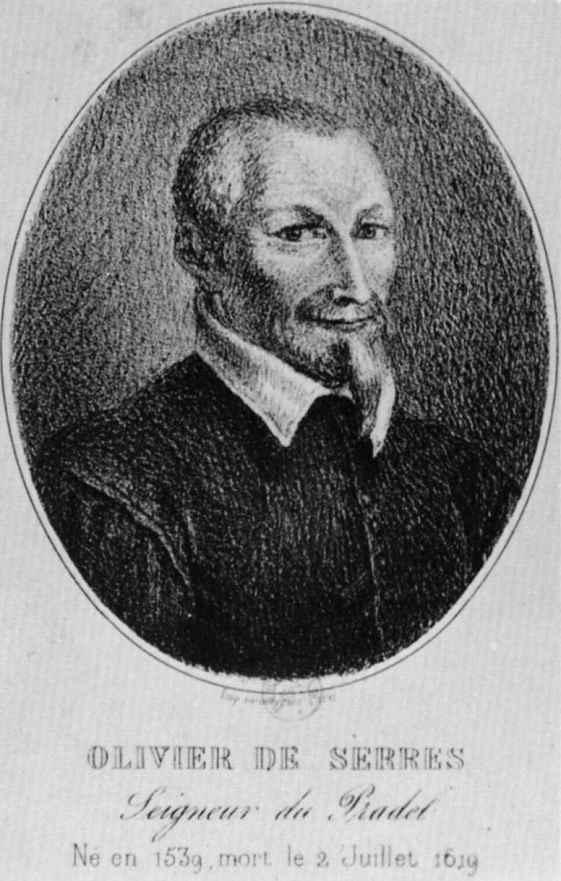 Жан-Франсуа Милле. Оливье де Серр