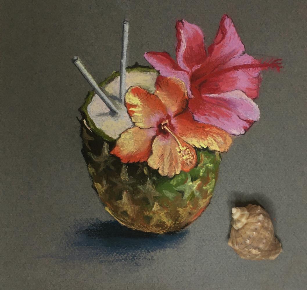 Maria Alexandrovna Kaloshina. Tropical cocktail