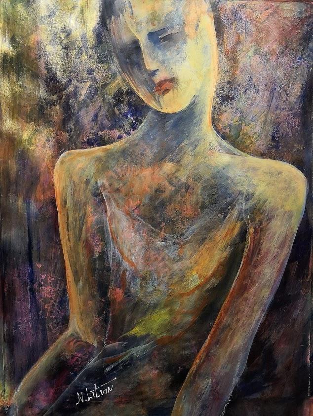 Nina Litvin. Etude