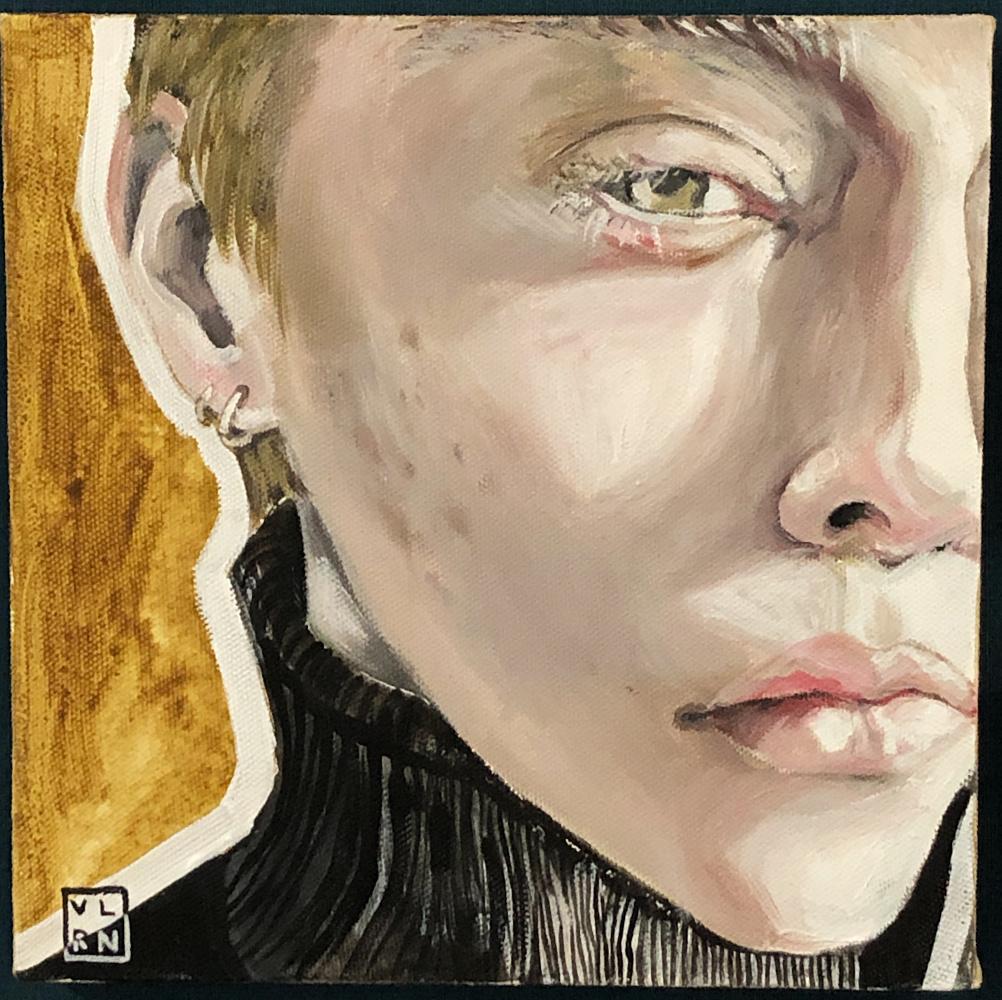 Valeria Tynyanaya. Portrait