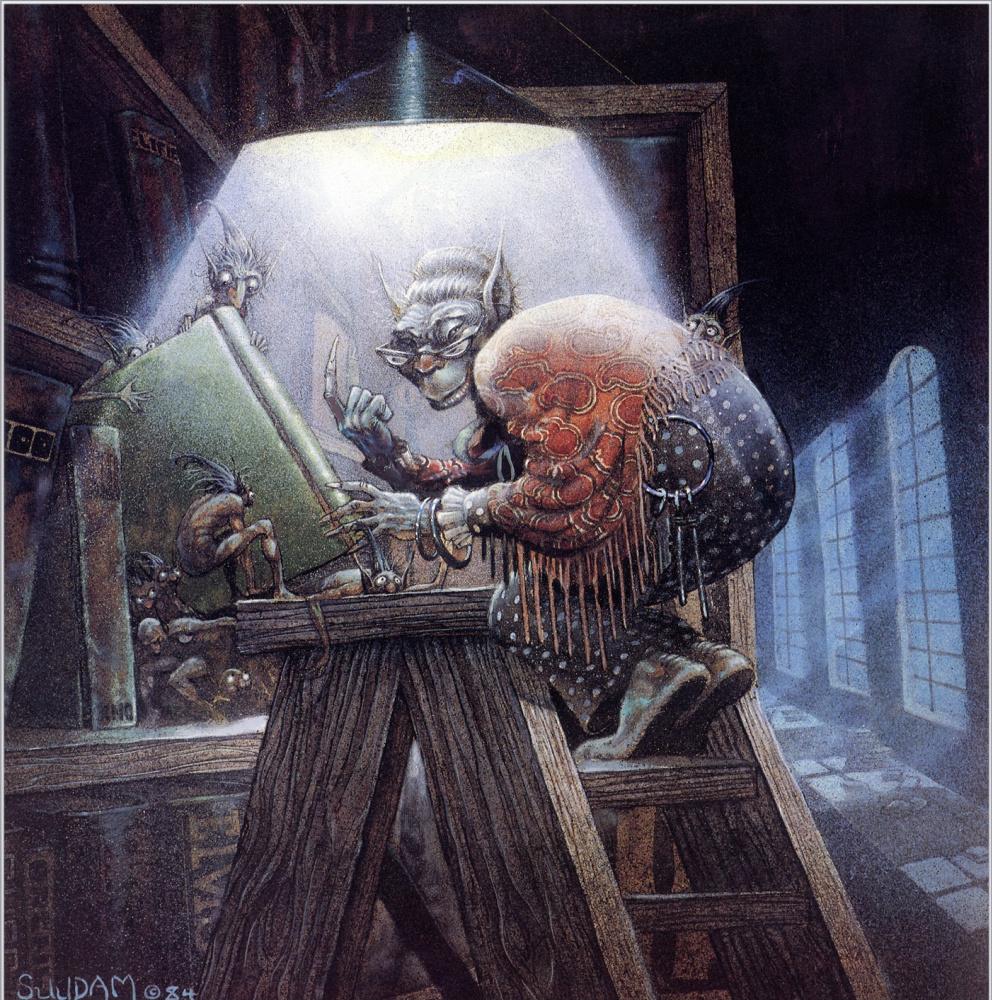 Arthur Saidam. Tales of the Goblin