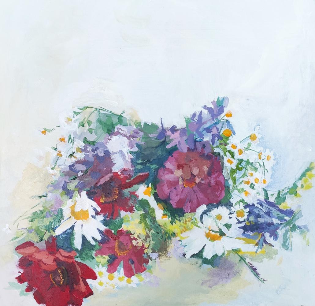 Sandra Nadaraya. Wildflowers