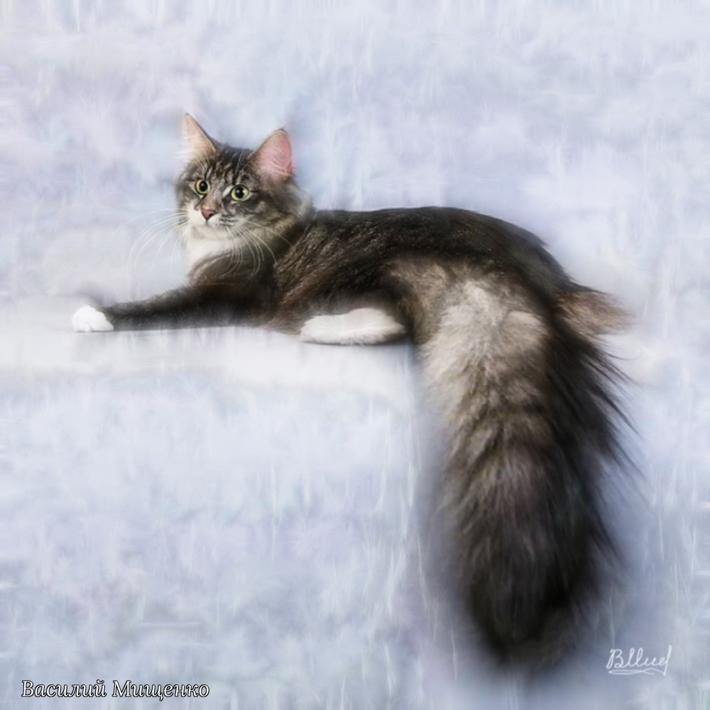 Vasiliy Mishchenko. Animals 032