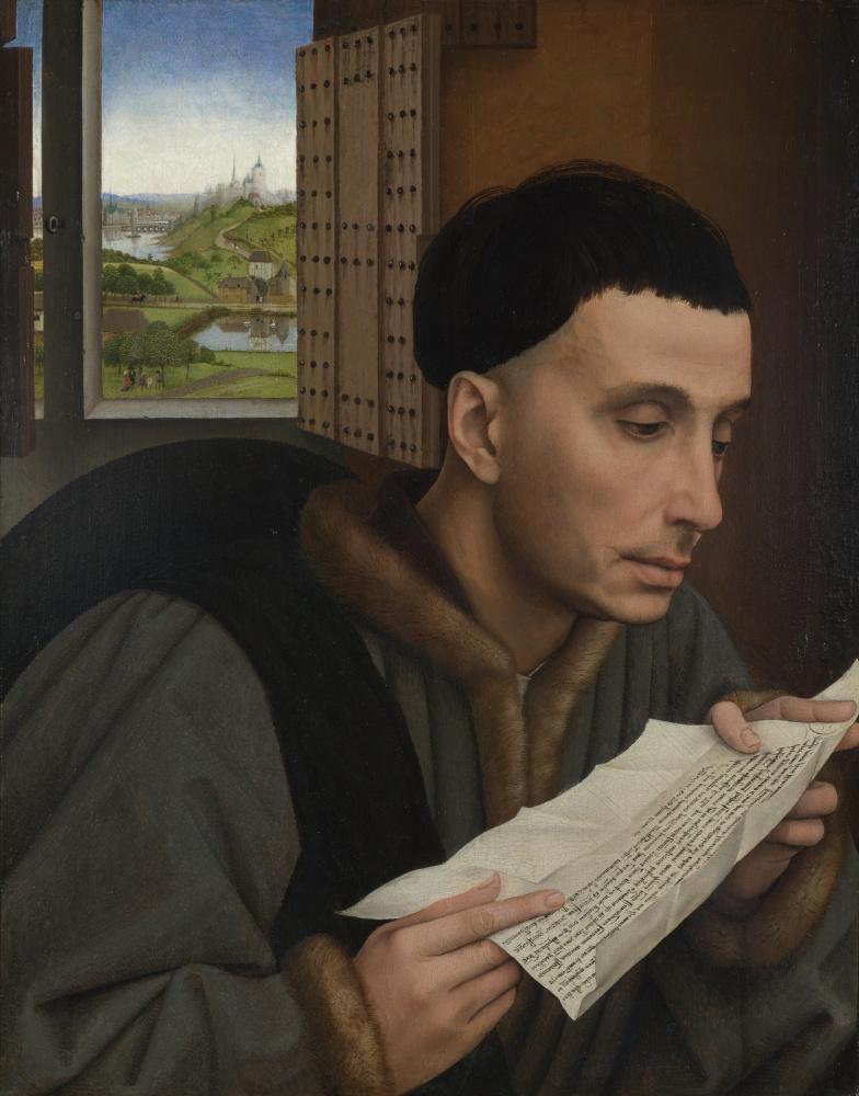Рогир ван дер Вейден. Святой Иво