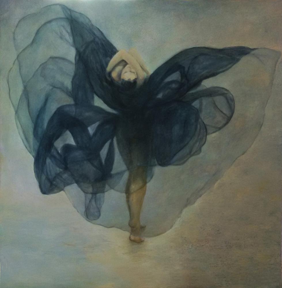 Silva Iosifovna Zalmanson. Dance in the moonlight