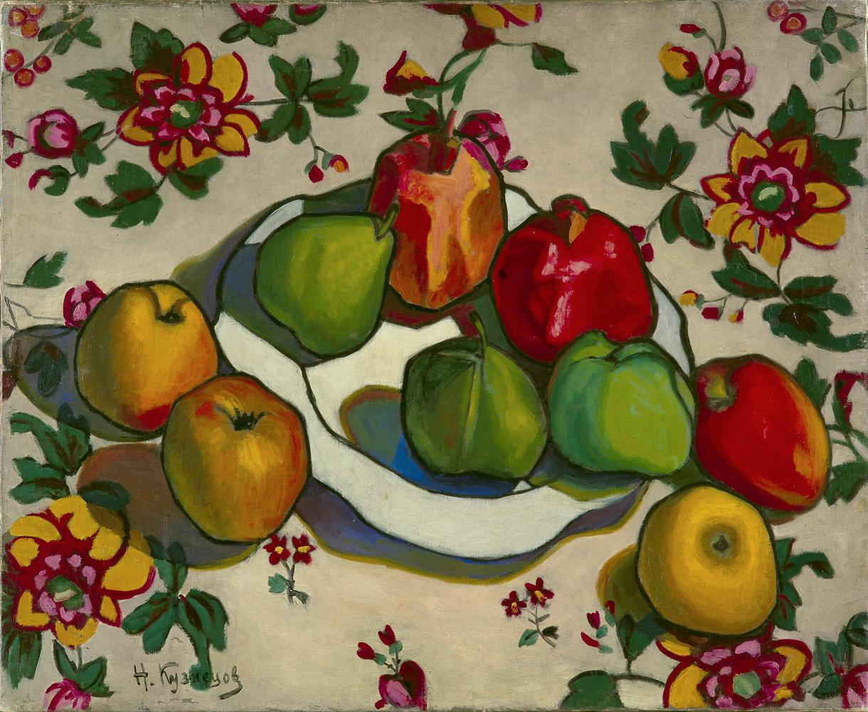 Яблоко как символ здорового искушения
