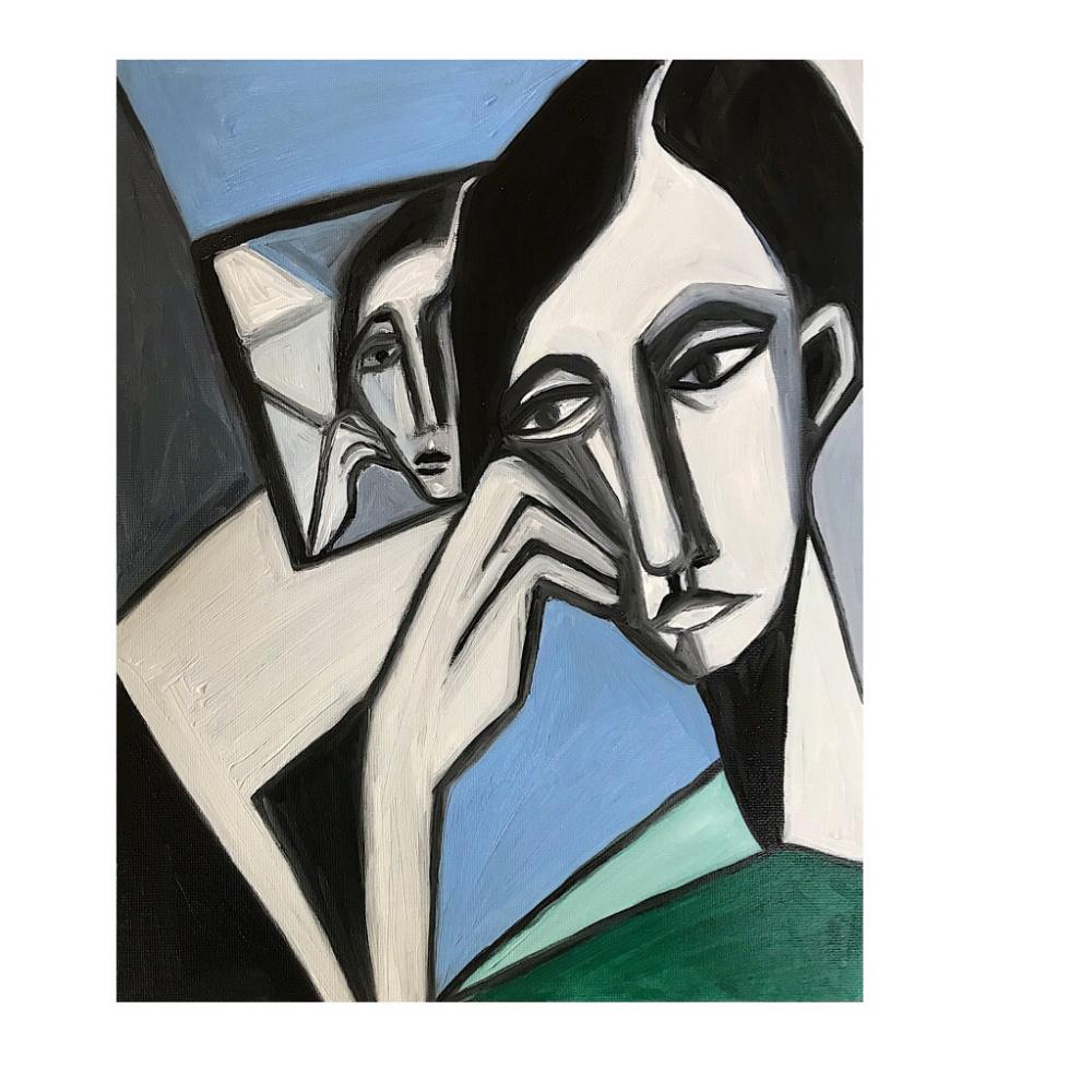Irina Kantor. Internal reflection