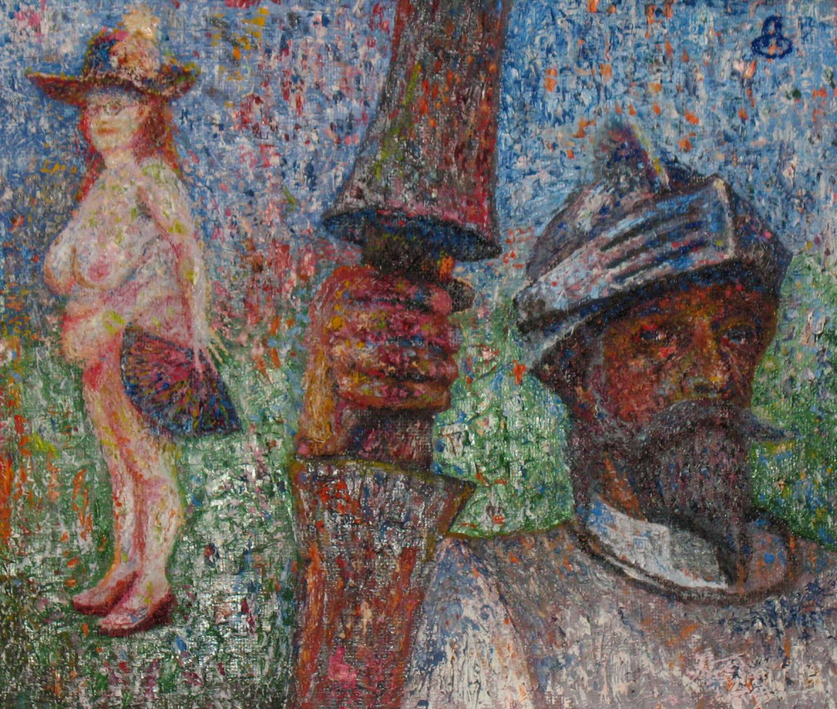 Andrey Omkhov. Don Quixote and the chief accountant of Dulsinea