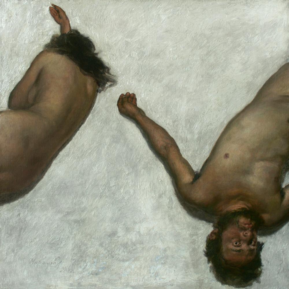 Andrey Nikolaevich Mironov. Адам и Ева. Грехопадение