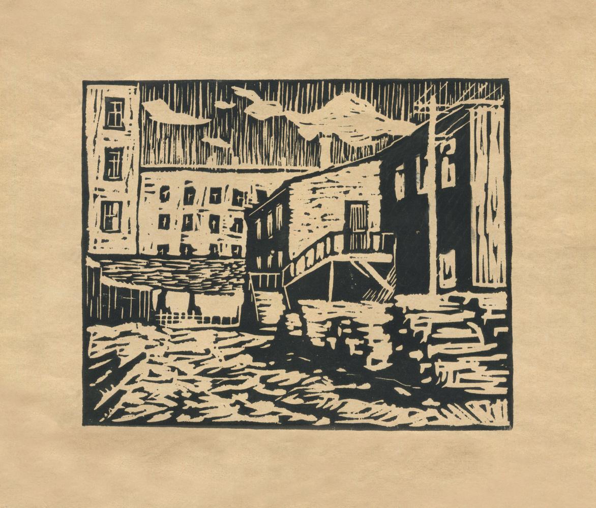 Alexandrovich Rudolf Pavlov. Yard