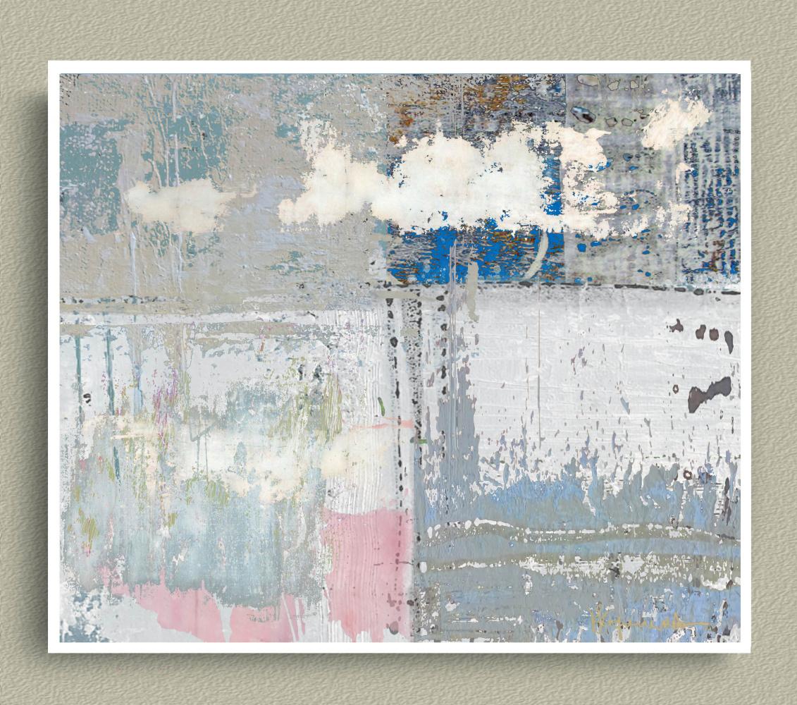 Vladimir Evgen'evich Koreshkov. Облака и прочее( авторский постер)размер и цена обсуждается