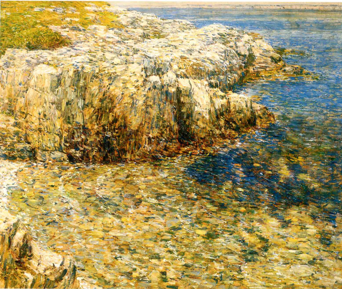 Childe Hassam. The Isle Of Shoals
