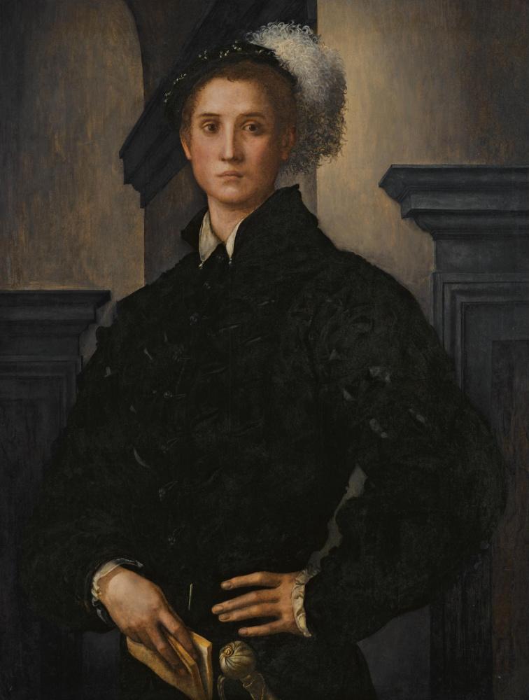 Якопо Понтормо. Портрет Козимо Медичи
