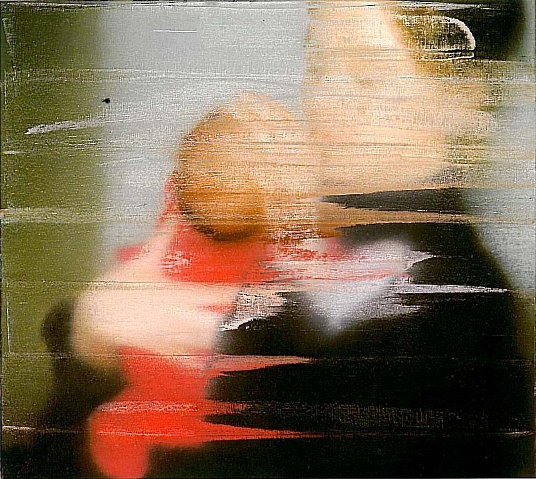 Gerhard Richter. Mother and child