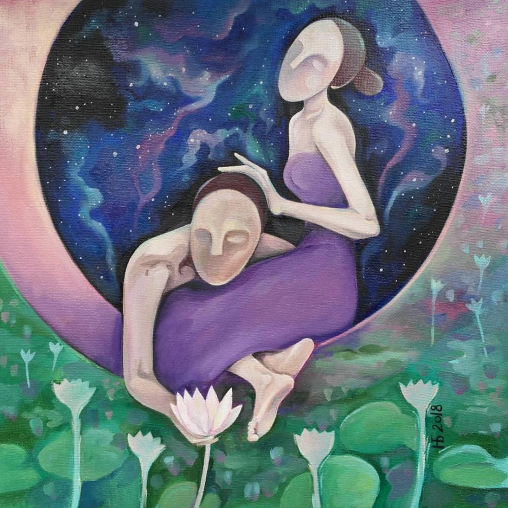 Nadezhda Sergeevna Begunova. About body and soul