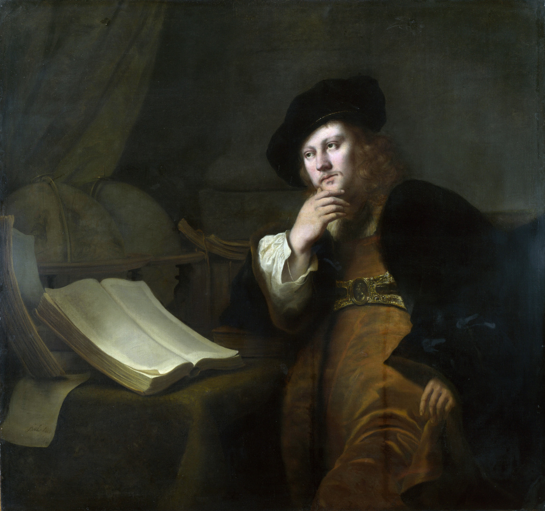 Бола Фердинанда. Астроном