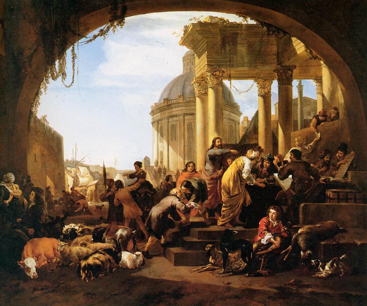 Jan Baptist Venix. Collection