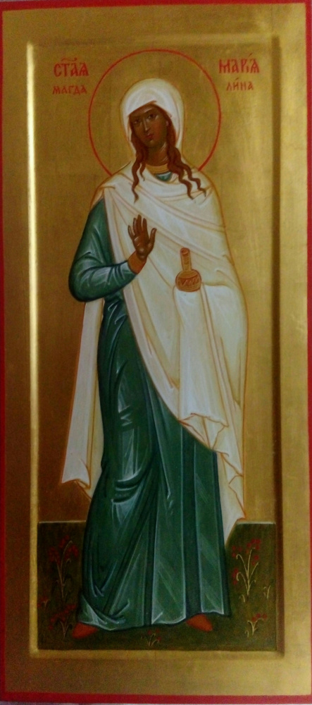 Anna Vladimirovna Smirnova. Holy Mary Magdalene