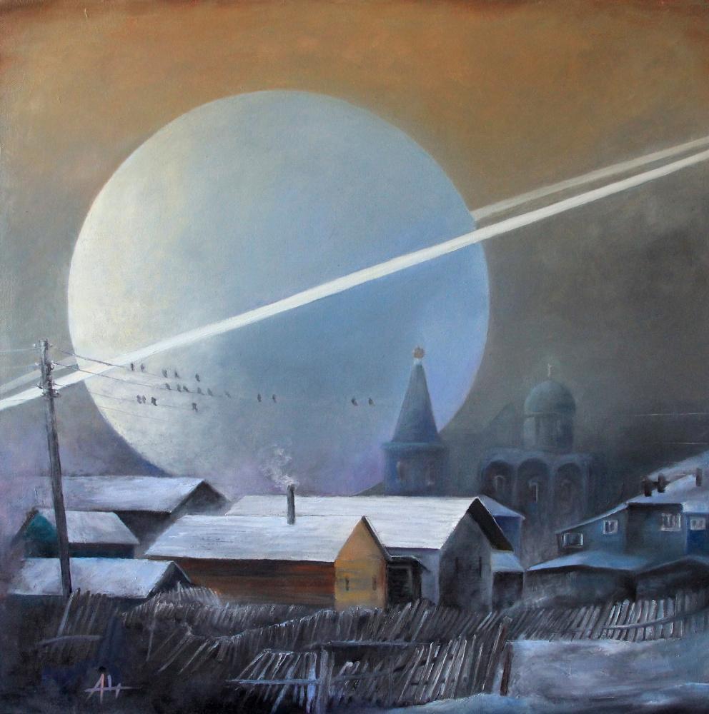 Alexey Chernov. Saturn