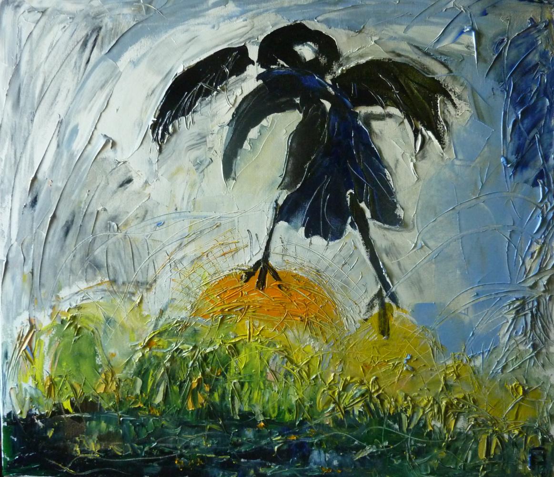Svyatoslav Svyatoslav Ryabkin Ryabkin. The raven that steals the sun The raven that steals the sun
