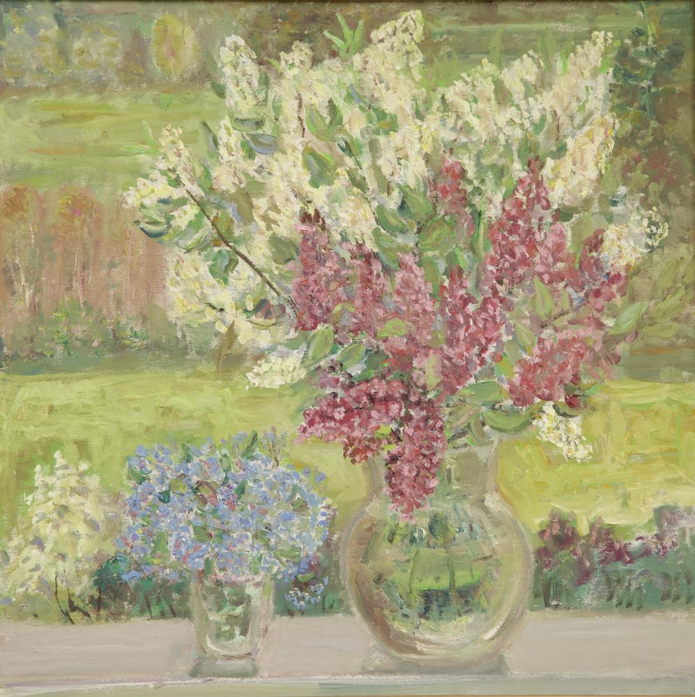 Victoria Malshakova. Spring gifts