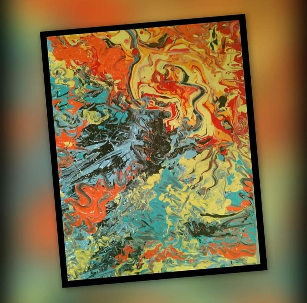 Maria Verona. Elemental abstraction