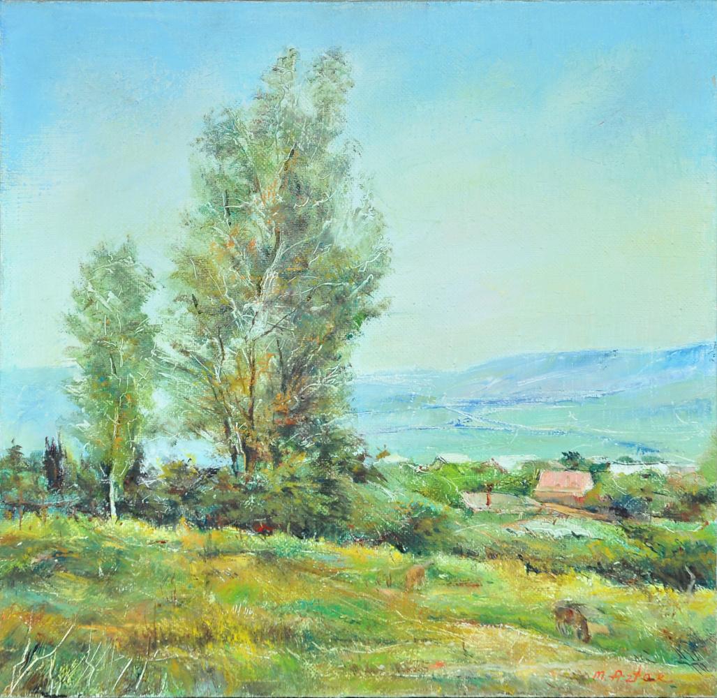 Artak Haykazovich Mkrtchyan. Landscape