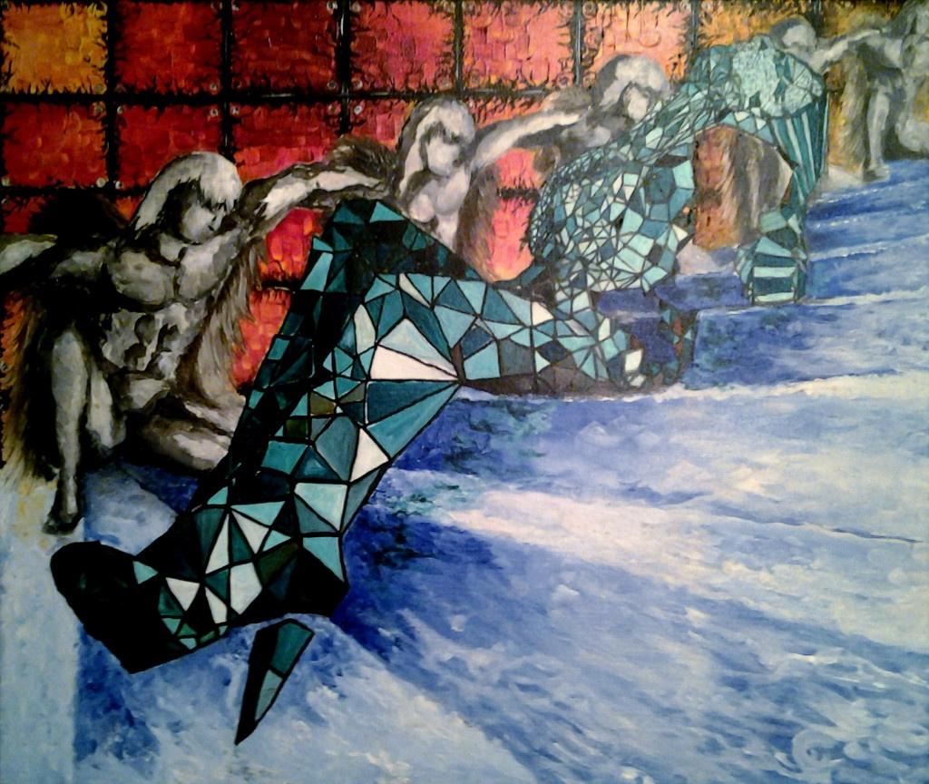 Nikolay Vladimirovich Spitsyn. The grotesque metamorphosis