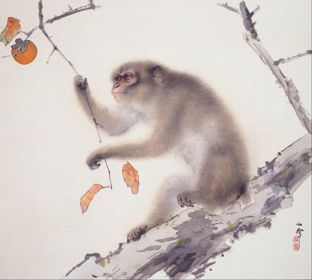 Hashimoto Kansetsu. Untitled