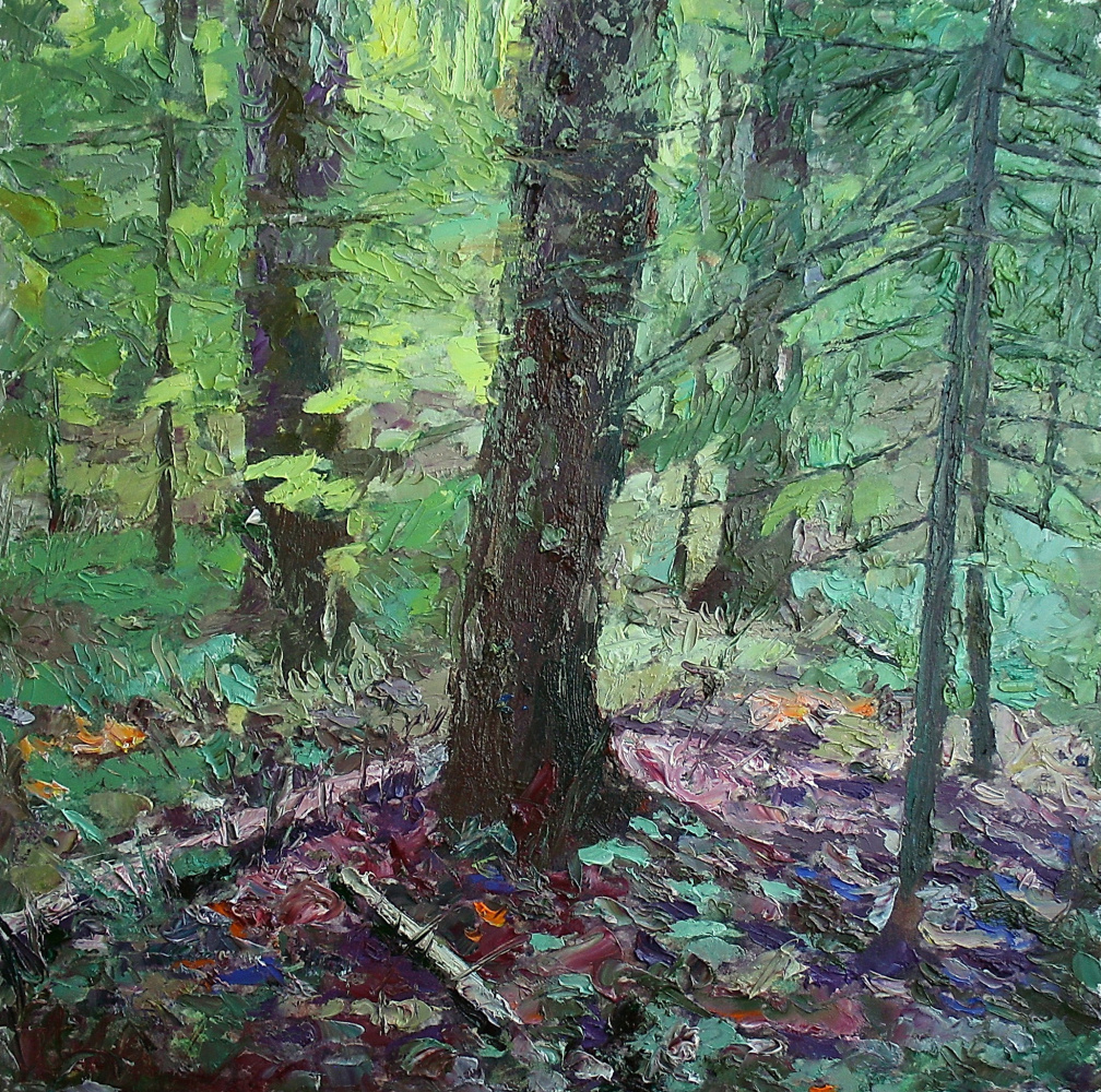 Михаил Рудник. Study 207