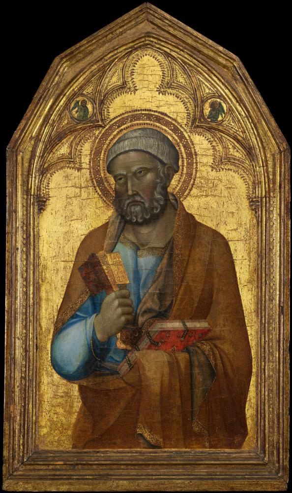Неизвестный  художник. Святой Пётр