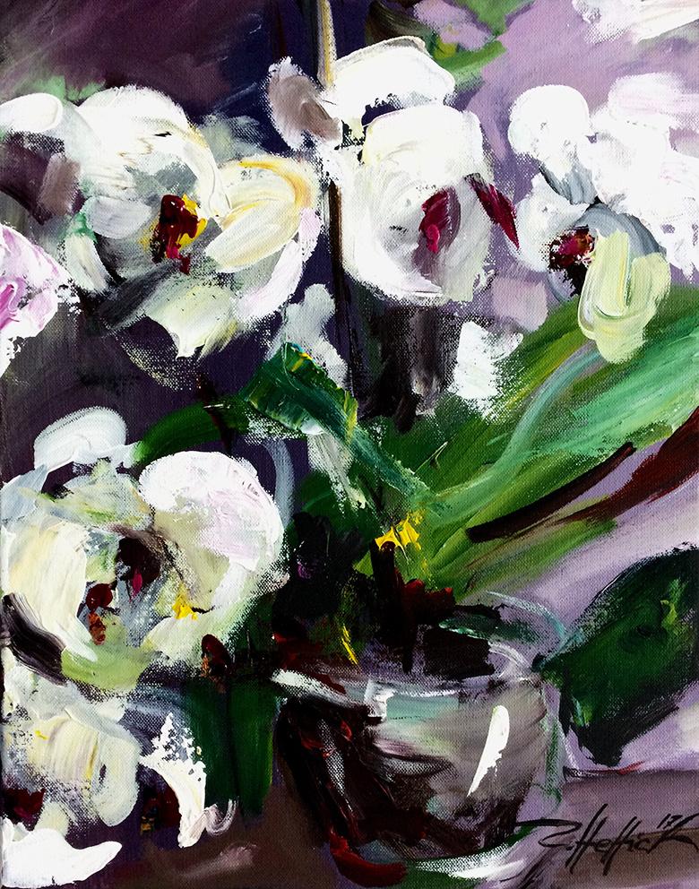 Robert Hettich. Орхидеи
