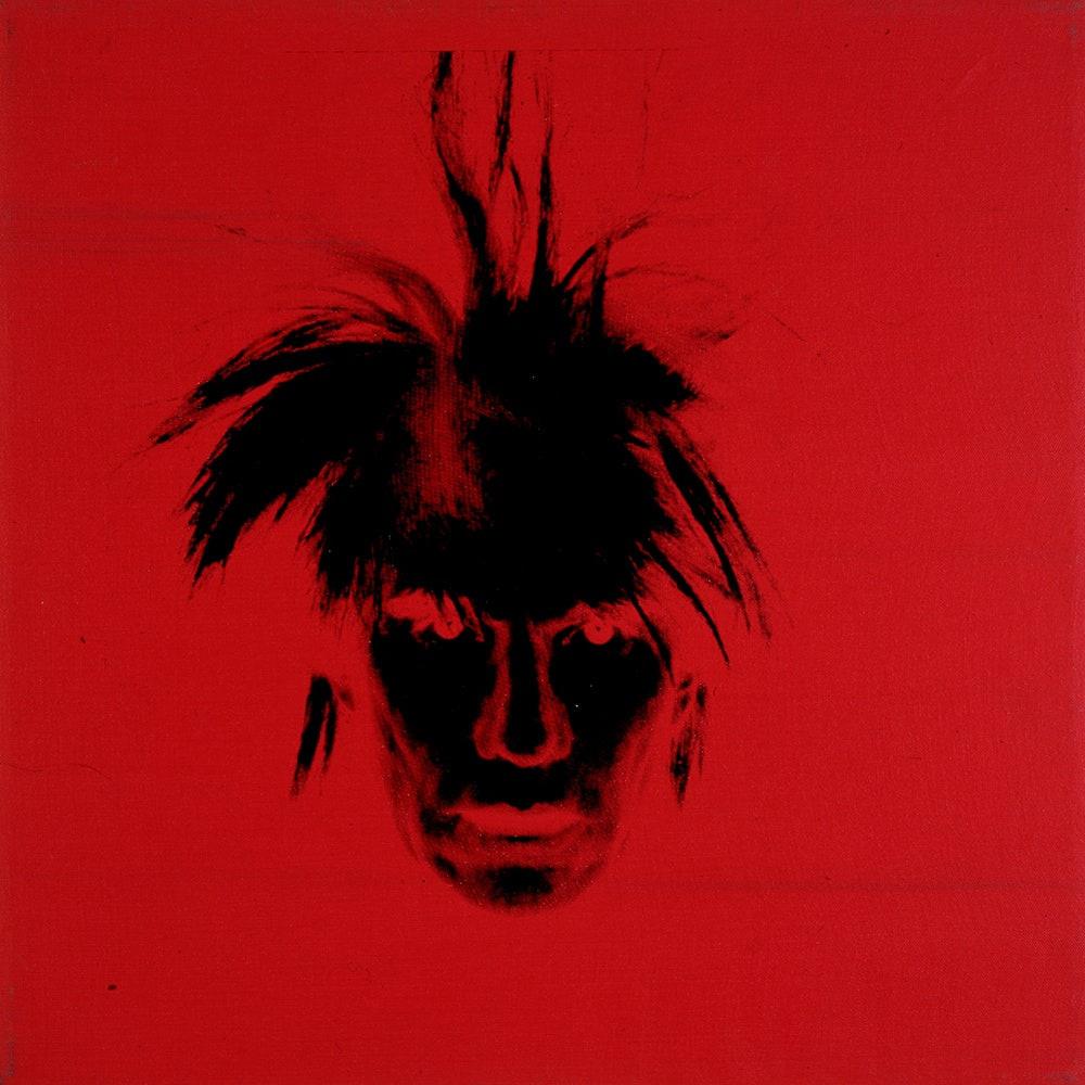 Warhol Andy. Self-portrait