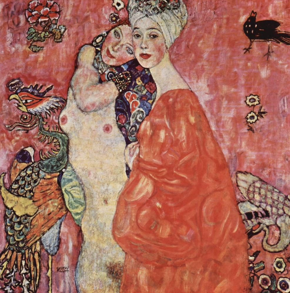 Густав Климт. Подруги