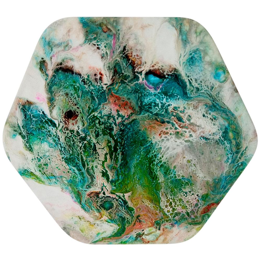 Vasiliy Mishchenko. Abstract 0162 Acrylic