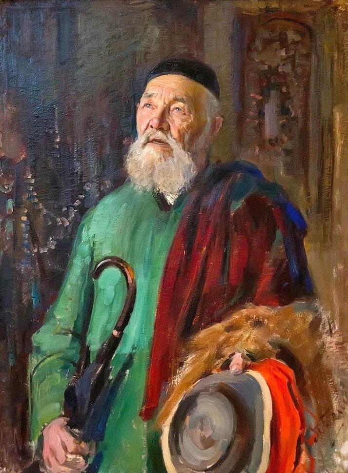 Павел Петрович Беньков. Старьевщик