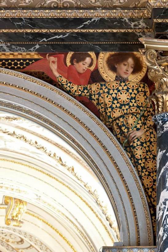 Gustav Klimt. Old Italian art (Painting for the Museum of art history, Vienna)