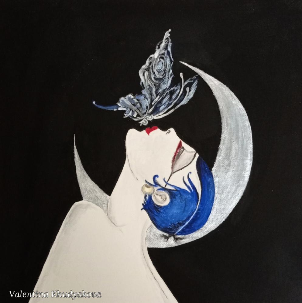 Valentina Khudyakova. Night illusions
