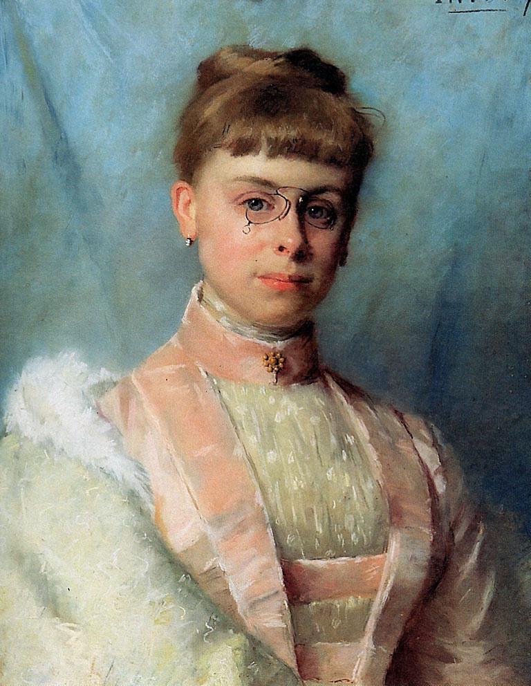 Тереза Шварц. Йоханна Евгения