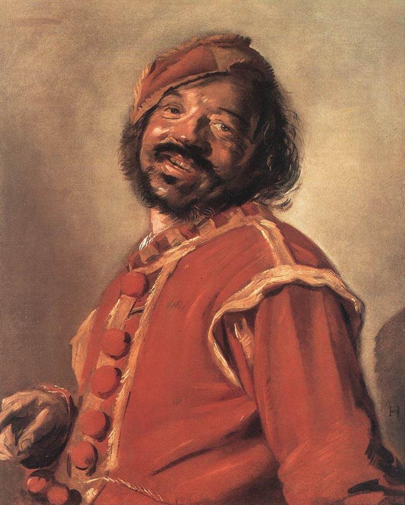 Frans Hals. Mulatto