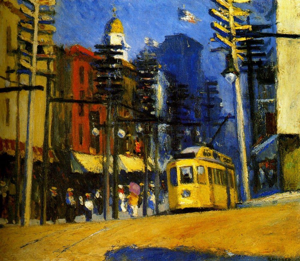 Edward Hopper. Yonkers