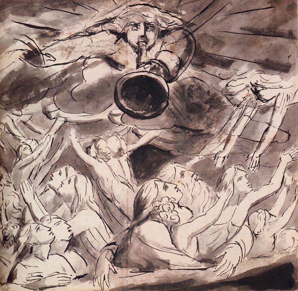 William Blake. Sunday