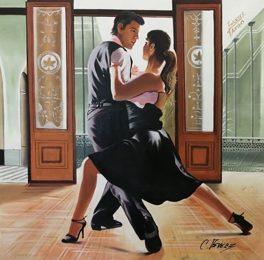 "(no name). ""Forever Tango"" N2 (Tango forever)"