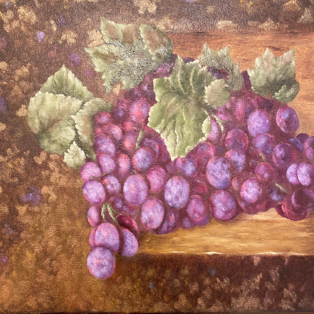 Kateryna. Grapes 🍇