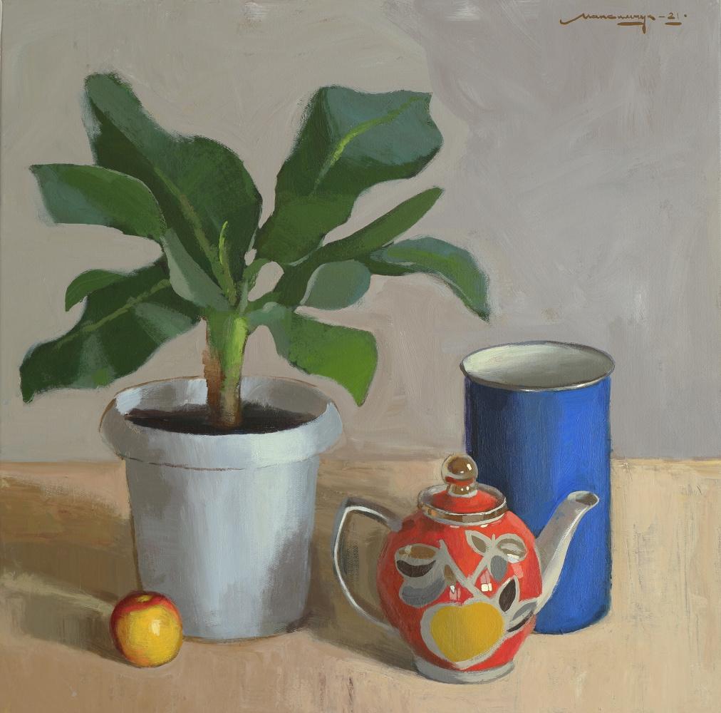Nikita Igorevich Maksymchuk. Банановое дерево