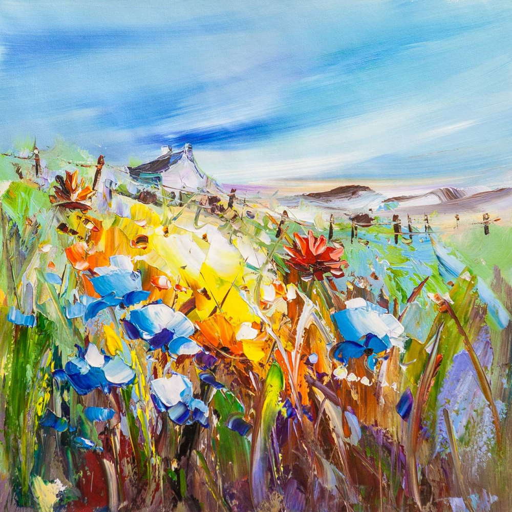 Jose Rodriguez. In the fields